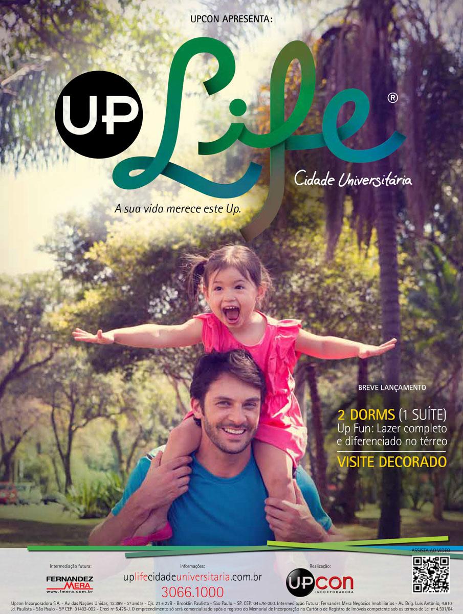 Anuncio Up Life