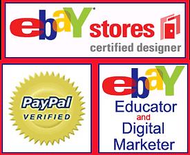 Certified eBay Stores Designer