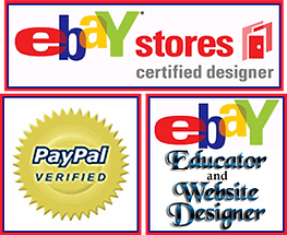 eBay Stores Etsy Shop Designs WIX Shopify Website Designs Designer