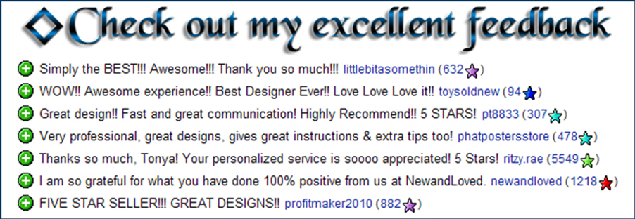 How to Get Positive eBay Store Feedback
