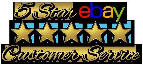 5 Star eBay Customer Service