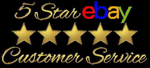 How to get 5 Star eBay Feedback