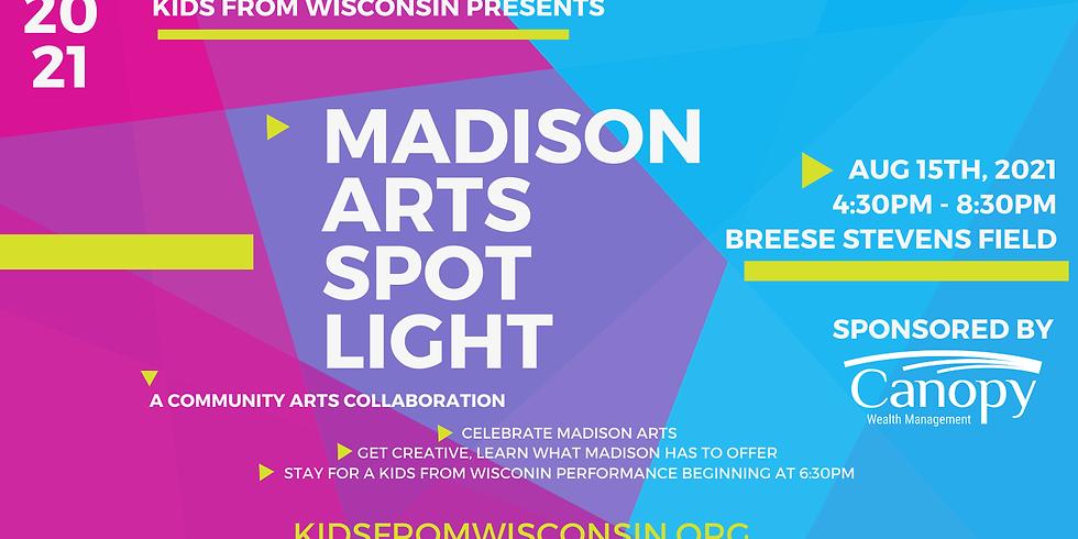 MADISON ARTS SPOTLIGHT