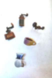 気球堂,七宝焼,珈琲