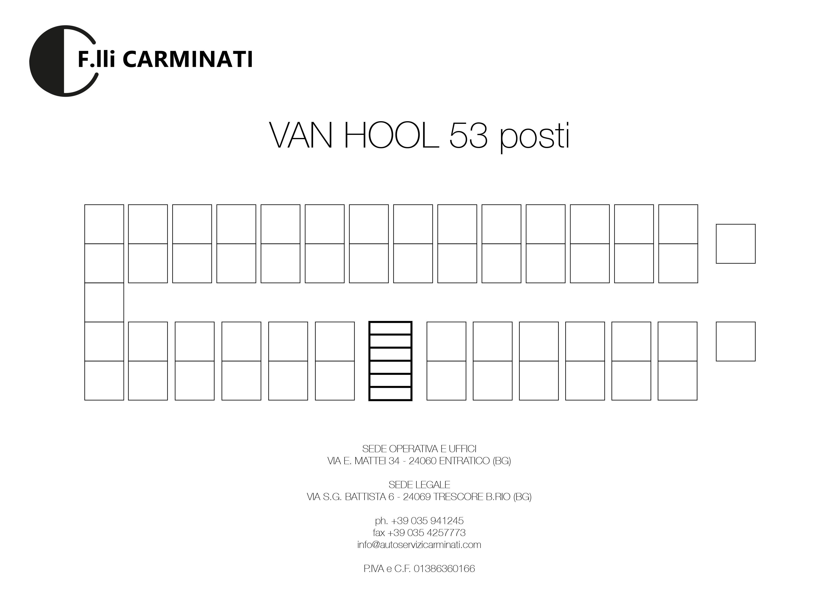 VAN HOOL 53