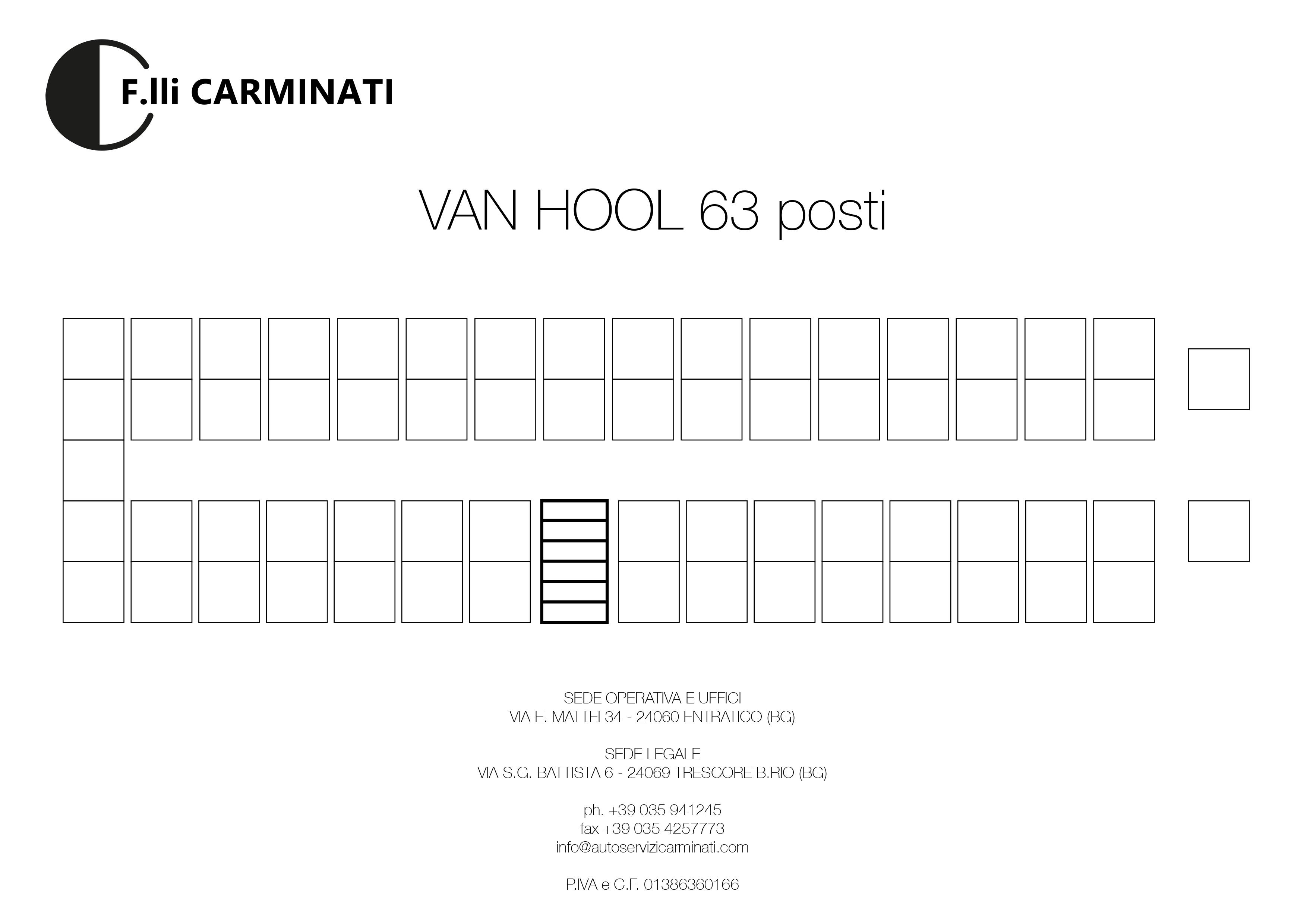 VAN HOOL 63