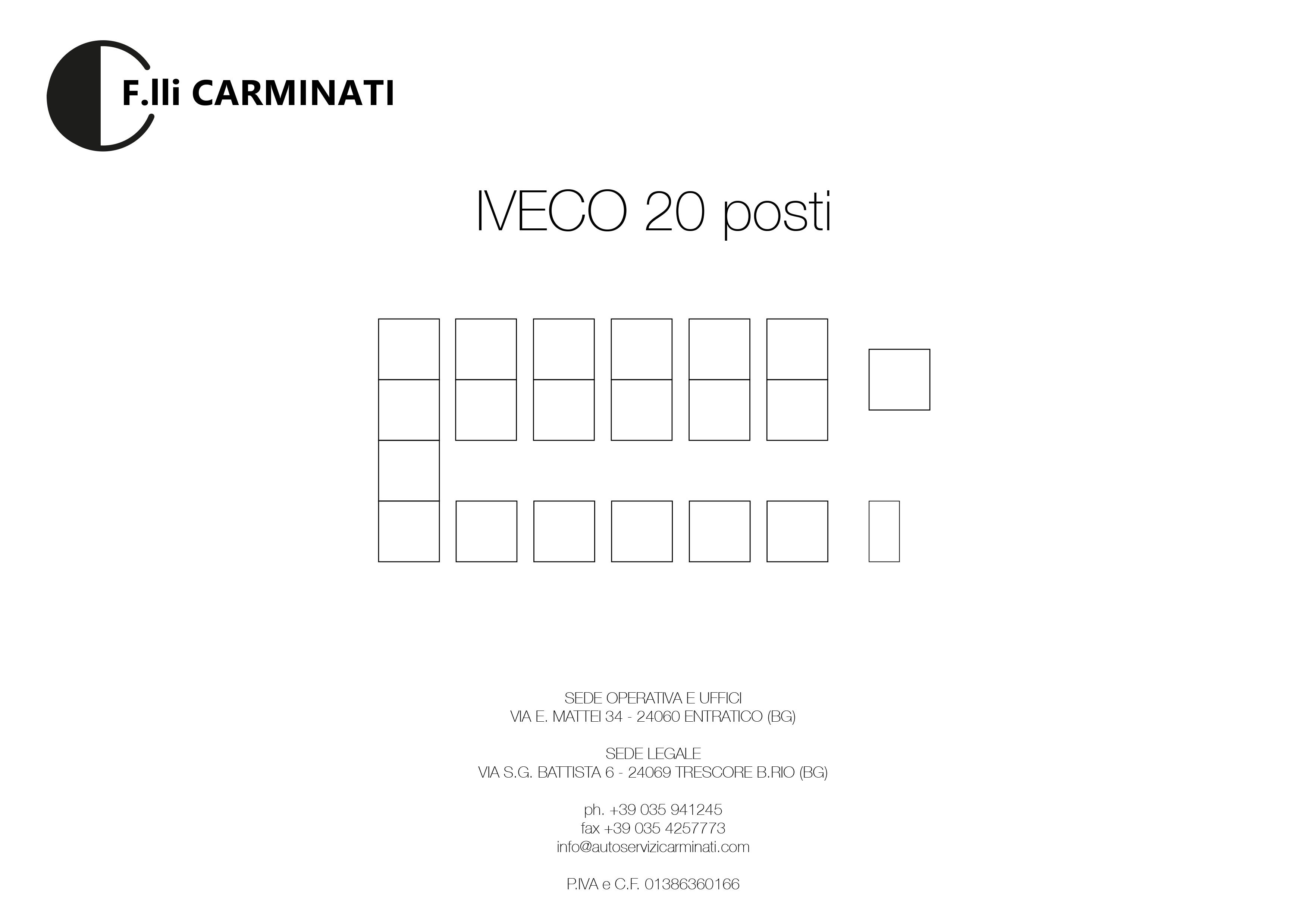 IVECO 20