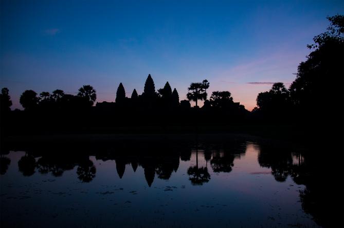 Siemp Reap, Angkor Wat, Cambodia.