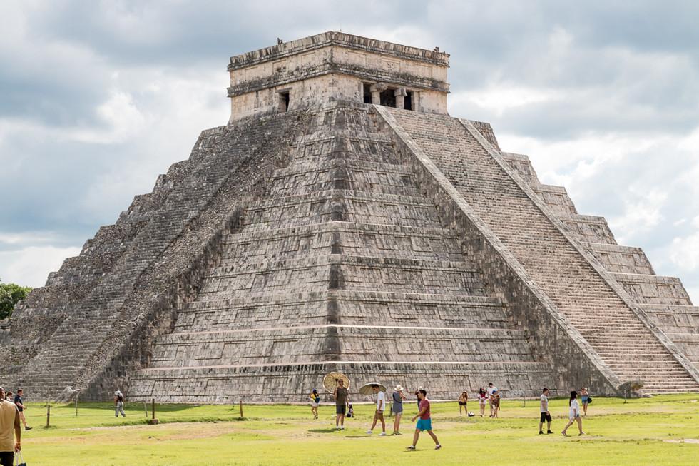Chichen Itza, Yucatan, Mexico.