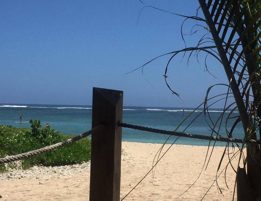 plage de l'Ouest