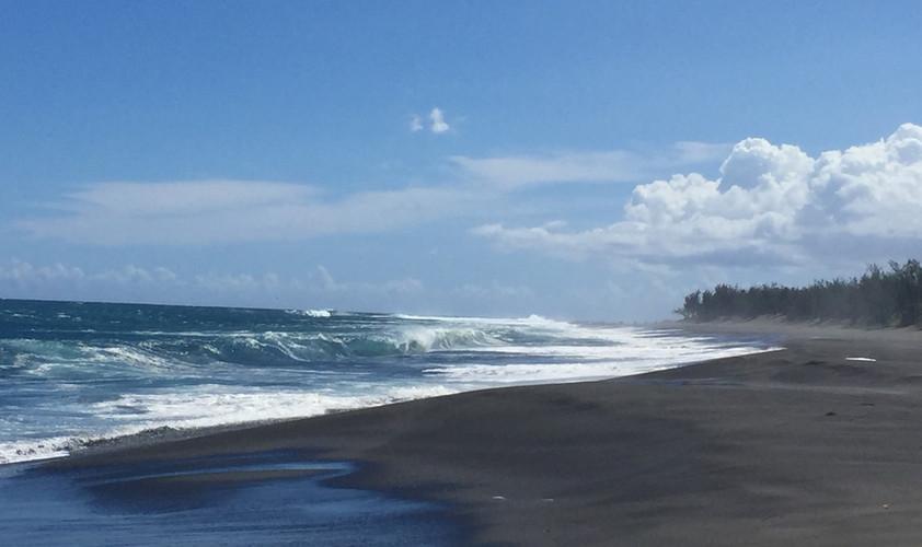 plage d'Etang-Salé