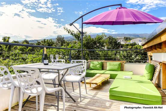 solarium - toit terrasse
