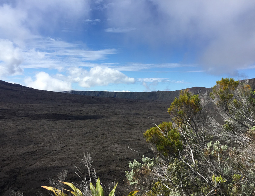 enclos du volcan