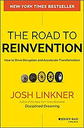 The Road to Reinvention Joh Linkner