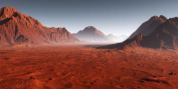 Mars landscape background for CJH-FITF.j