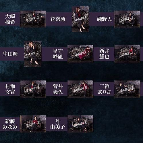 『ネット怪談×百物語』シーズン3 大判ブロマイド