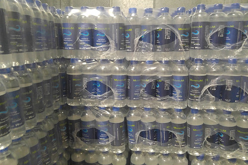 100 Pack / 16 oz bottles Momentum / Alkaline Water