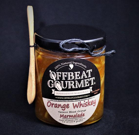 Orange Whiskey Marmalade