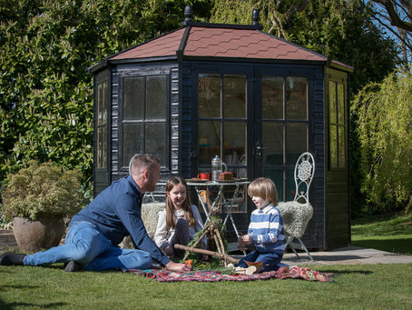 Three Perfect Father and Child Activities for Father's Day