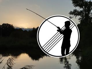Gewässer wieder zum Fischen freigegeben