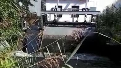 Erneuerung des Wehrs an der Mühle Freinhausen abgeschlossen