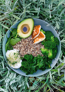 Healthy Green Bowl
