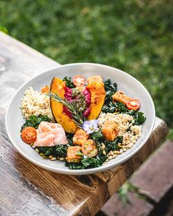 Vegan Wellness Bowl