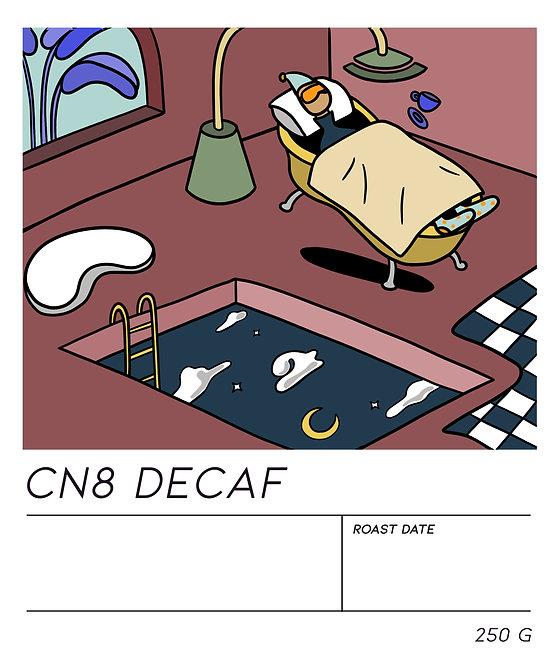 CN8 DECAF
