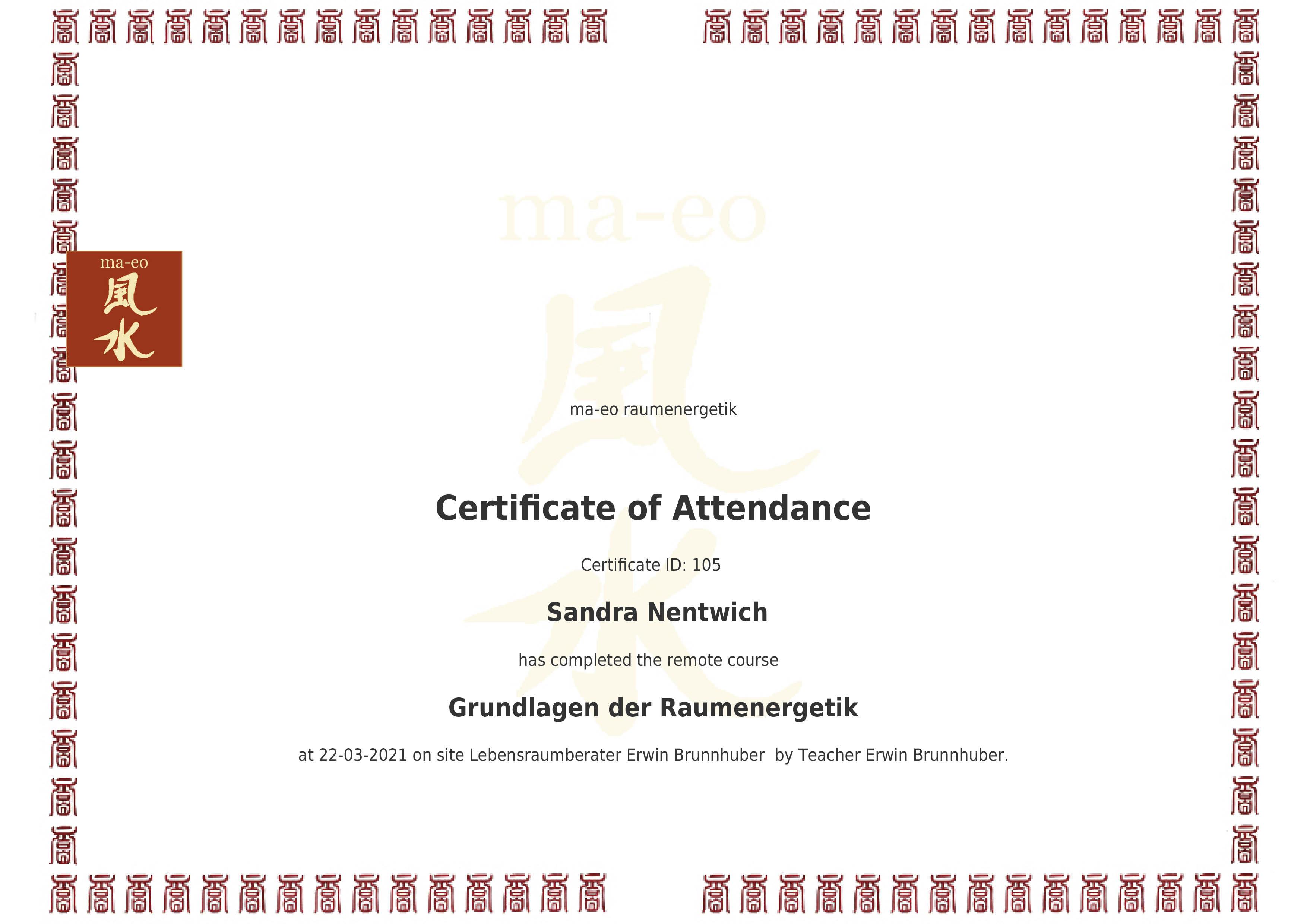 geomantie-zertifikat