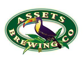 Liquid Assets Restaurant Logo Design | Albuquerque