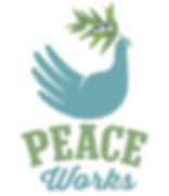 Peace Works Logo Design | Portland