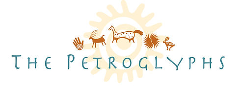 The Petroglyphs Logo Design | Albuquerque