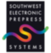 Southwest Electronic Prepress Logo Design | Albuquerque