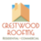 Crestwood Roofing Logo Design | Kansas City