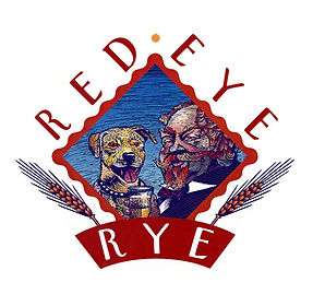Red Eye Rye Logo Design | Albuquerque