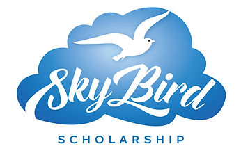 Sky Bird Scholarship Logo Design | Albuquerque