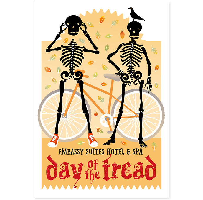 Day of the Tread Poster