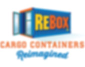 ReBox Container Homes Logo Design | Albuquerque