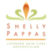 Shelly Pappas Aesthetician Logo Design | Kansas City