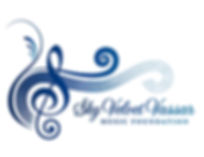 Sky Velvet Vassar Music Foundation Logo Design | Albuquerque