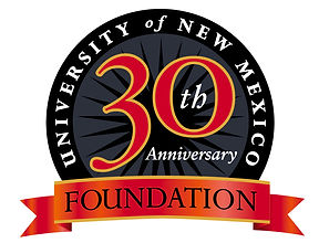 UNM Foundation 30th Anniversary Logo Design | Albuquerque