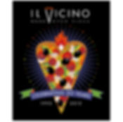 Il Vicino 20th Anniversary Illustration | Albuquerque