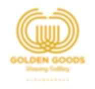 Golden Goods Weaving Gallery Logo Design | Albuquerque