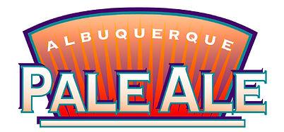 Albuquerque Pale Ale Logo Design | Albuquerque
