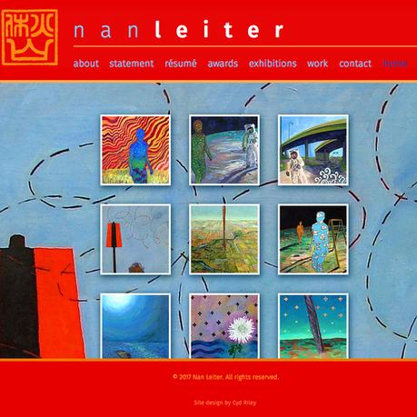 NAN LEITER | ARTIST