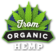 From Organic Hemp badge