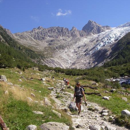 A tour around the Tour du Mont Blanc - Day 8, Champex to Col de La Forclaz