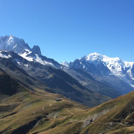 A tour around the Tour du Mont Blanc - Day 9, Col de la Forclaz to Tre le Champ