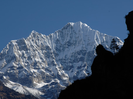 Follow us to Everest - Day 2, Phakding to Namche Bazar