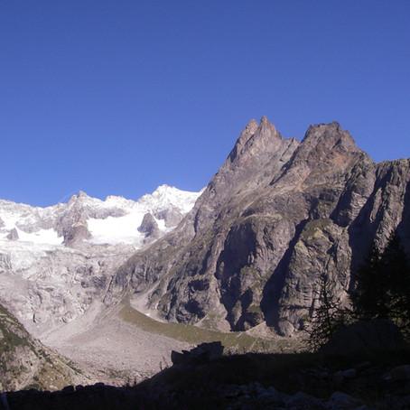A tour around the Tour du Mont Blanc - Day 6, Rifugio Bonatti to La Fouly